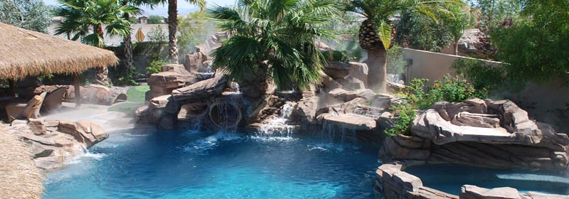 Swimming Pool Builder Las Vegas, Henderson, Nevada