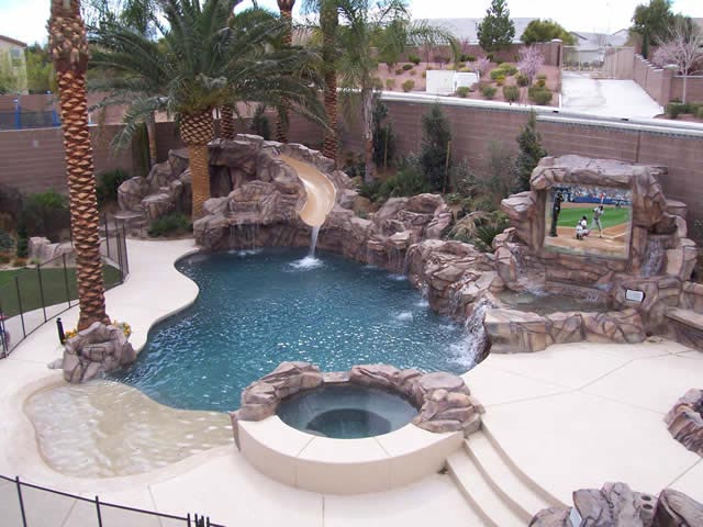 Extreme Backyard Pools Model Home Design Ideas Unique Extreme Backyard Pools Model